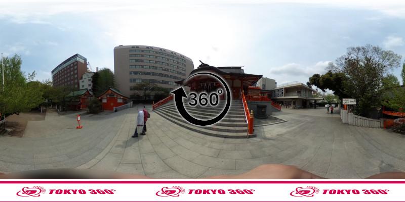 花園神社-360度写真-10