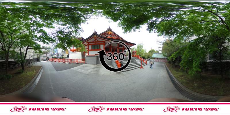 花園神社-360度写真-13