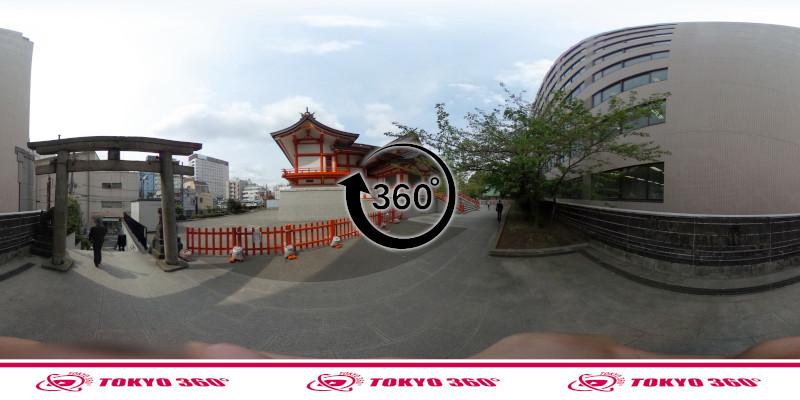 花園神社-360度写真-14