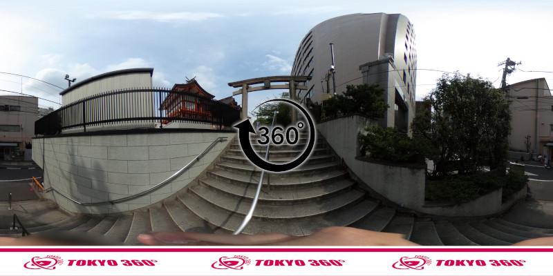 花園神社-360度写真-15