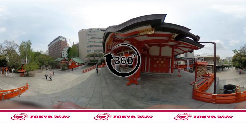 花園神社-360度写真-16