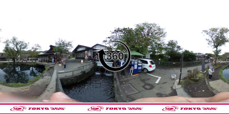 忍野八海-360度写真-12