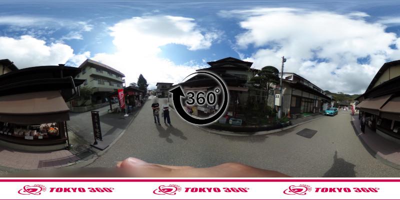 忍野八海-360度写真-14