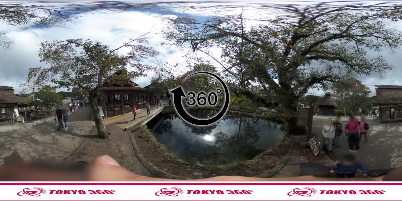 忍野八海-360度写真-18