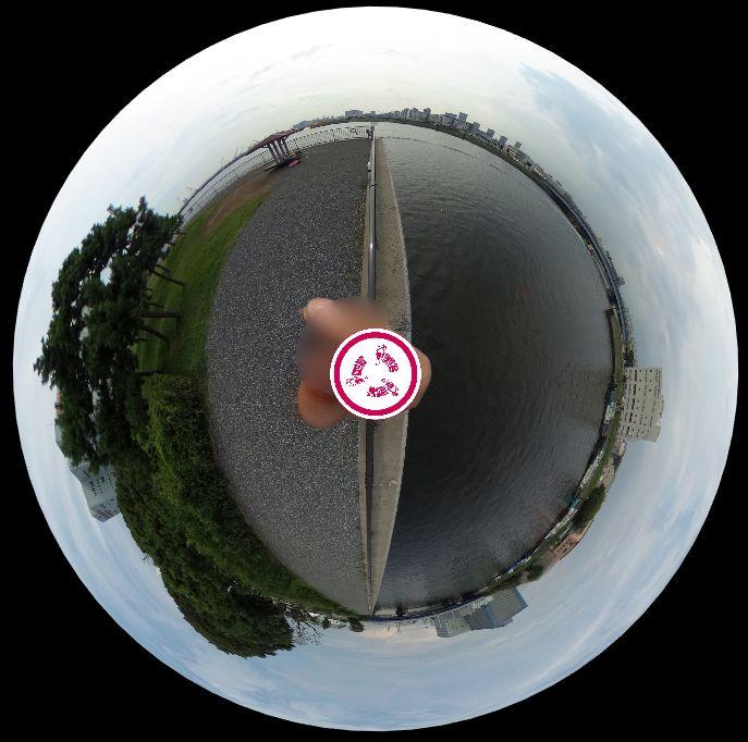 新木場公園-360写真