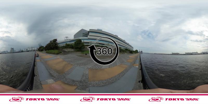 有明西ふ頭公園-360度写真-06