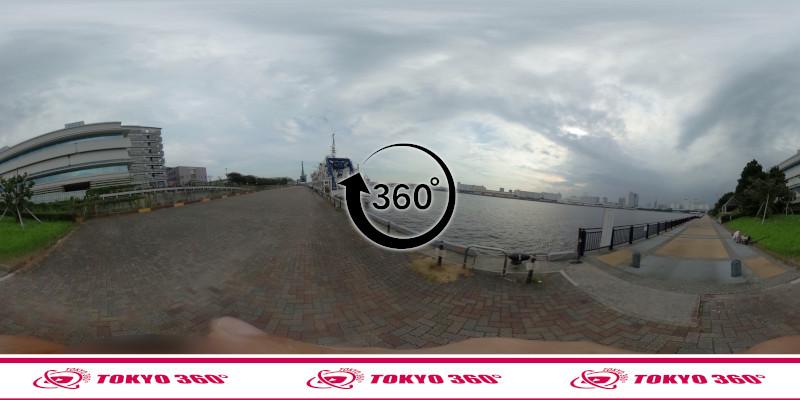 有明西ふ頭公園-360度写真-08