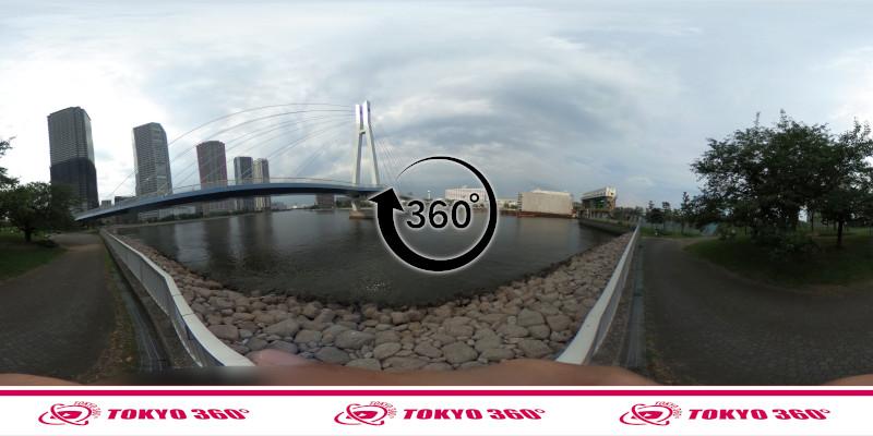 東雲水辺公園-360度写真