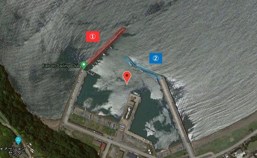 富浦新港-全体像