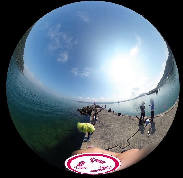 富浦新港(北ケイセン)-360度写真
