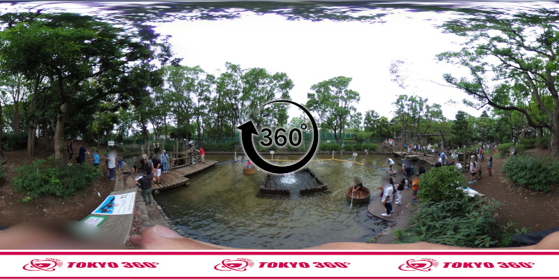 平和の森公園-フィールドアスレチック-360度写真-15
