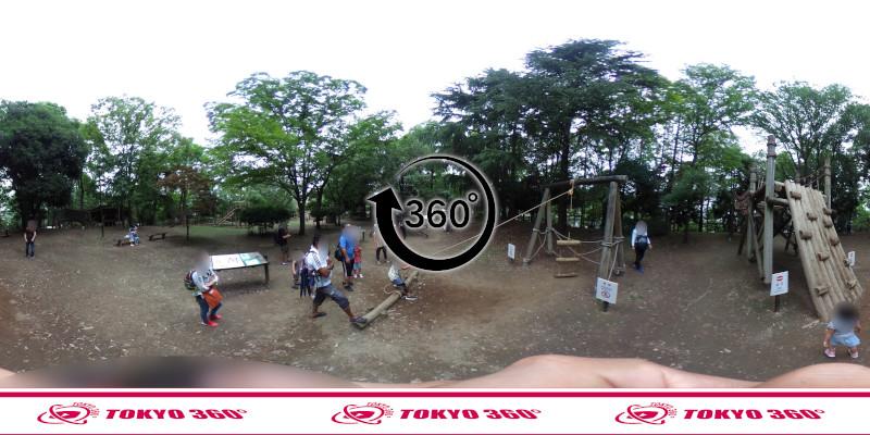 平和の森公園-フィールドアスレチック-360度写真-24