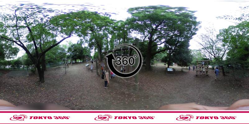 平和の森公園-フィールドアスレチック-360度写真-27