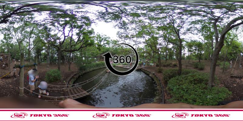 平和の森公園-フィールドアスレチック-360度写真-30