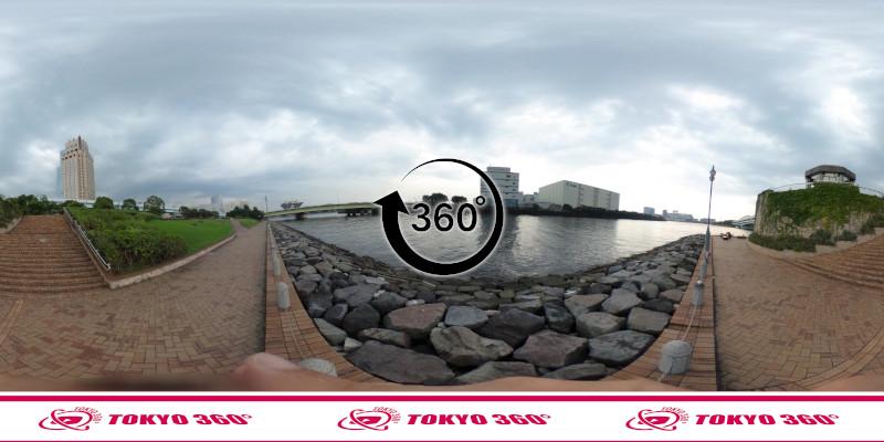 水の広場公園-360度写真