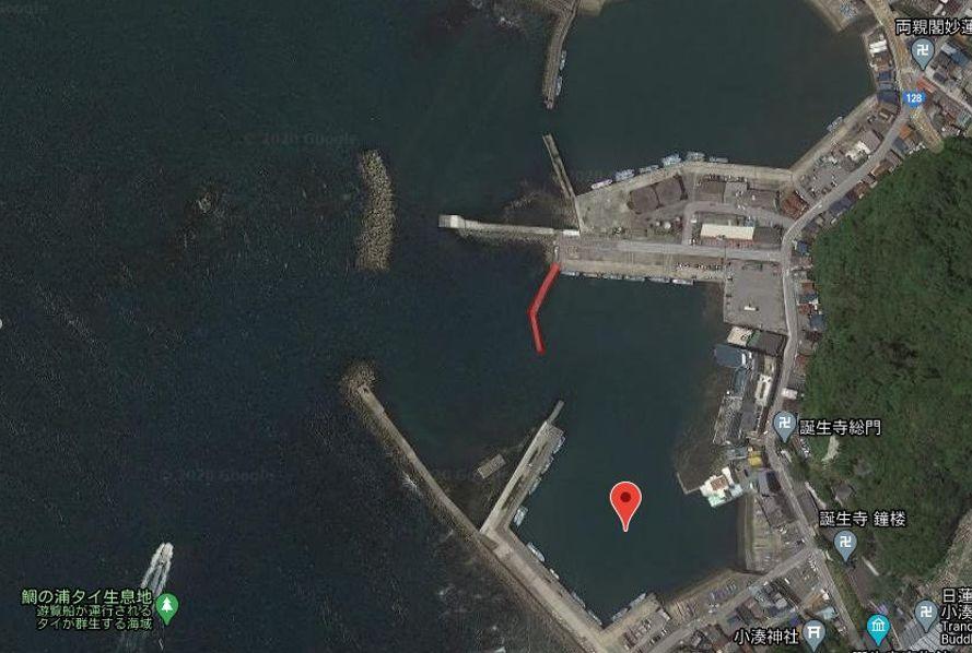小湊港-全体像