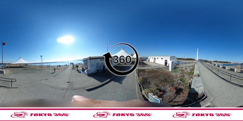 葛西臨海公園-釣り-360度写真-09