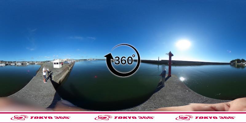 大原漁港-360度写真-03