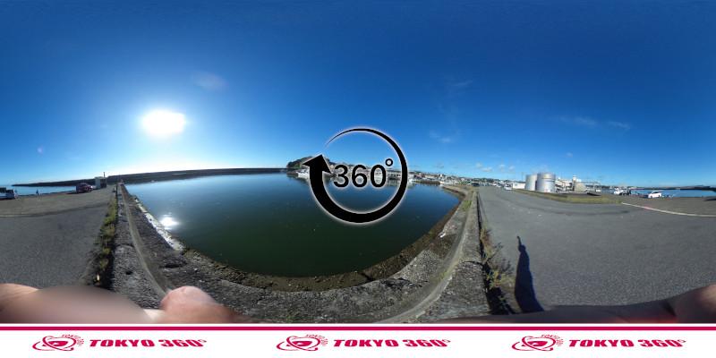 大原漁港-360度写真-04