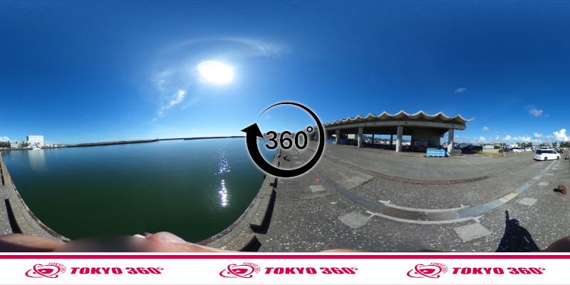 大原漁港-360度写真-05