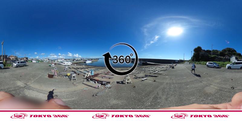 大原漁港-360度写真-07