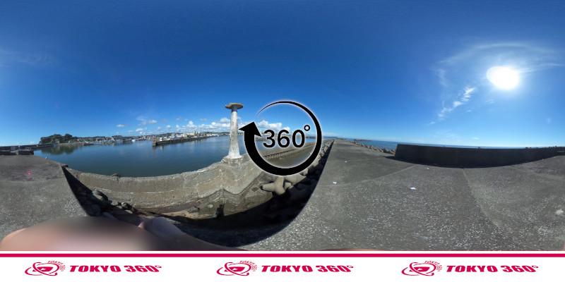 大原漁港-360度写真-11