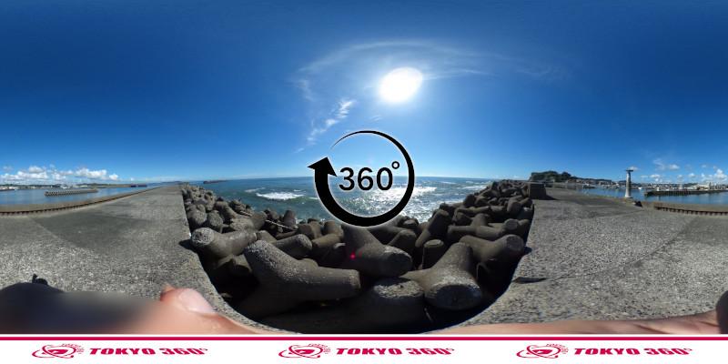 大原漁港-360度写真-12