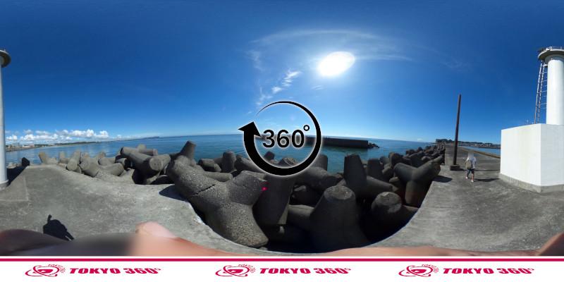 大原漁港-360度写真-14