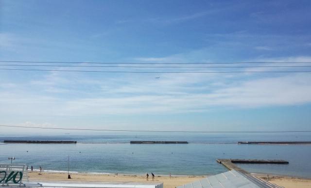 須磨海岸(須磨海水浴場)の写真
