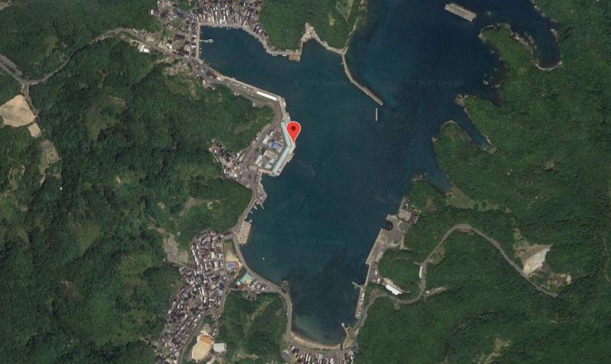柴山港-釣り場の全体像