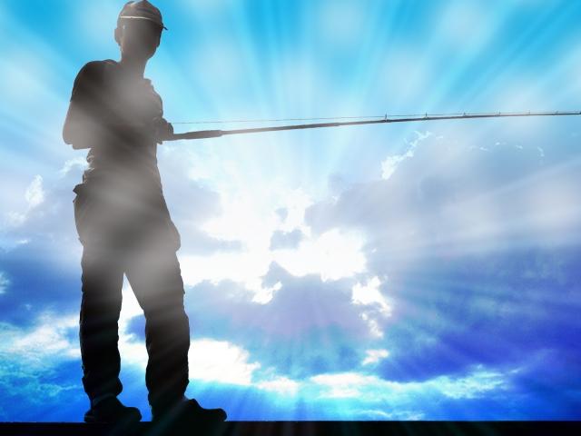 釣りのイメージ画像