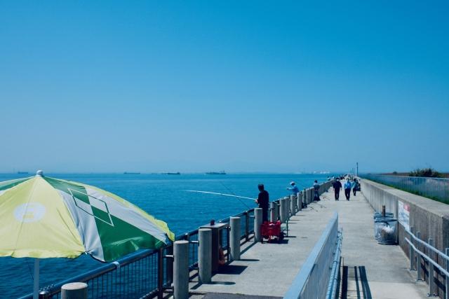 新舞子マリンパーク-海釣り施設