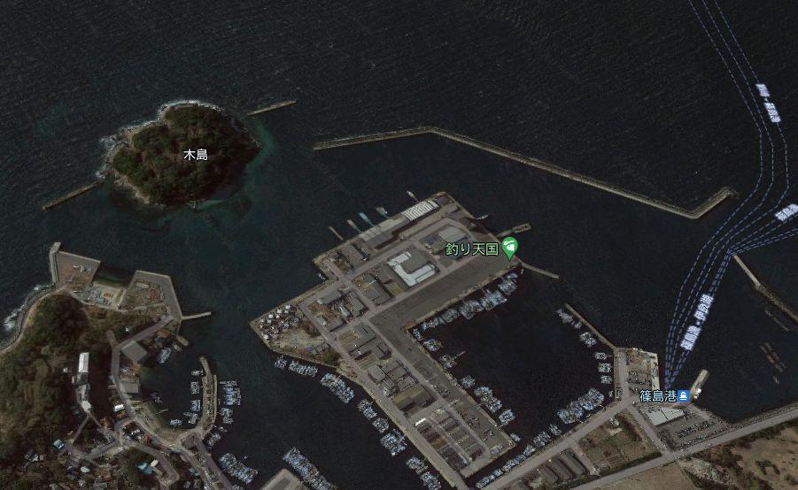 篠島-篠島漁港周辺