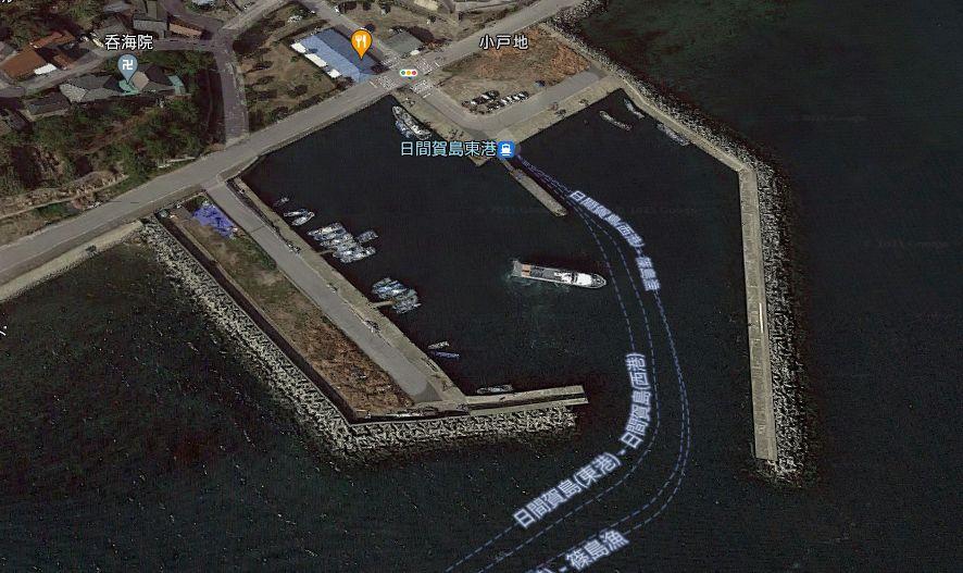 日間賀島-東港