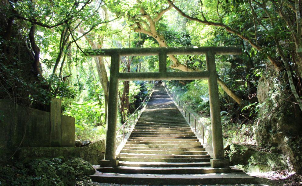 浜比嘉島-シルミチュー